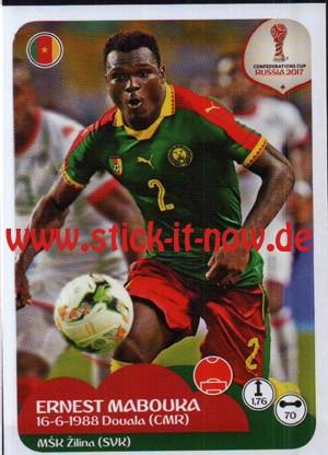 "Panini - Confederations Cup 2017 Russland ""Sticker"" - Nr. 154"