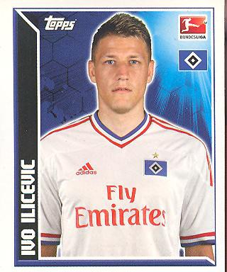 Topps Fußball Bundesliga 11/12 - Sticker - Nr. 142