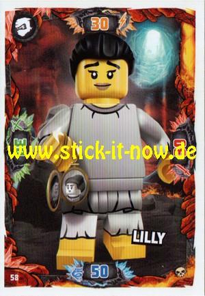 Lego Ninjago Trading Cards - SERIE 6 (2021) - Nr. 58