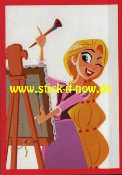 """Rapunzel - Die Serie """"Sticker"""" (2018) - Nr. 81"""