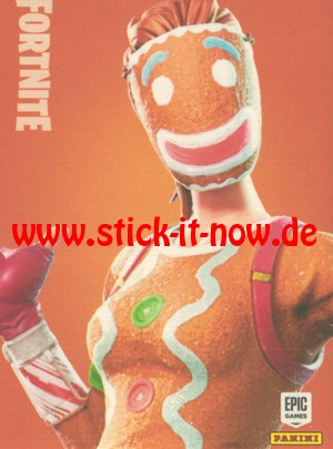 """Fortnite Trading Cards """"Serie 1"""" (2019) - Nr. 216 (Epic Outfit)"""