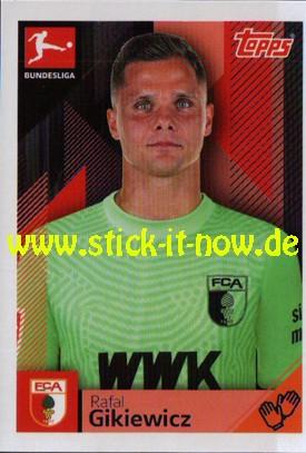 "Topps Fußball Bundesliga 2020/21 ""Sticker"" (2020) - Nr. 10"