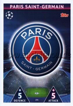 Match Attax Champions League 18/19 - Nr. 271 ( WAPPEN )