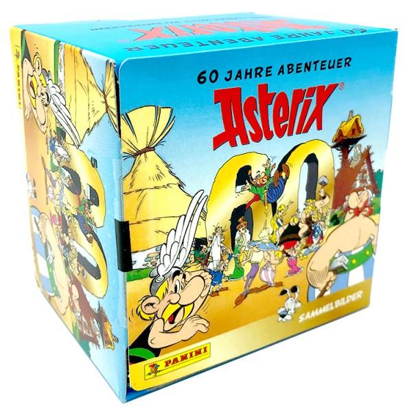"""Asterix """"60 Jahre Abenteuer"""" (2019) - Display ( 50 Tüten )"""