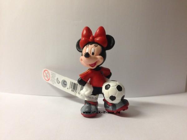 Bullyland Disney Goal WM 2014 Figur - Minnie Maus (Spanien)