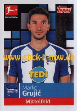 "Topps Fußball Bundesliga 2019/20 ""Sticker"" (2019) - Nr. 28"