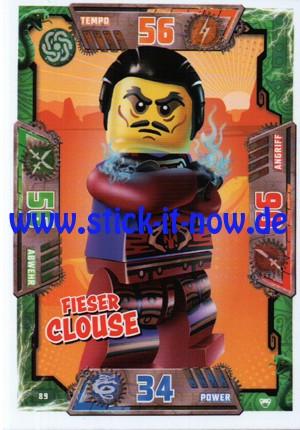 Lego Ninjago Trading Cards - SERIE 2 (2017) - Nr. 89