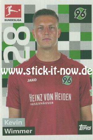 "Topps Fußball Bundesliga 18/19 ""Sticker"" (2019) - Nr. 114"