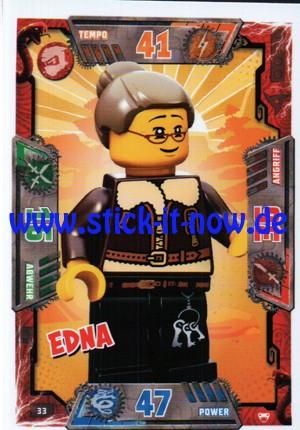 Lego Ninjago Trading Cards - SERIE 2 (2017) - Nr. 33