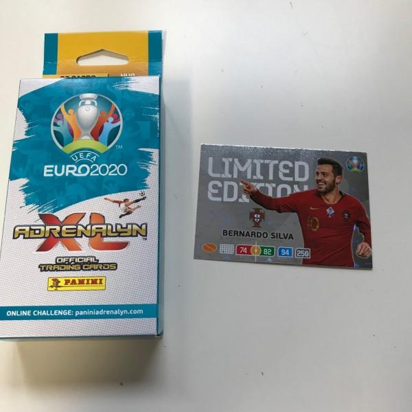 UEFA EURO 2020 Adrenalyn XL - Blister ( Silva )