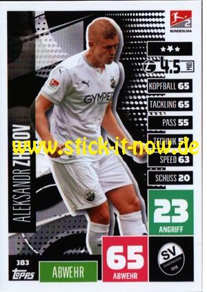 Topps Match Attax Bundesliga 2020/21 - Nr. 383