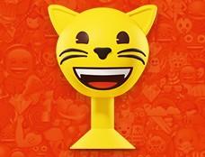 Aldi - Der große Emoji Sammelspaß (2019) - Kitty Cat