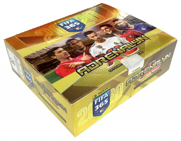 Panini FIFA 365 Adrenalyn XL (2020) - Display (24 Booster)