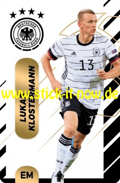 "Ferrero Team Sticker EM 2020 (2021) - ""Action"" Nr. 7 ( Klostermann )"