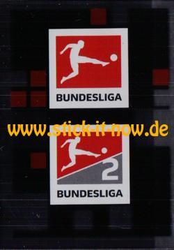 "Topps Fußball Bundesliga 2019/20 ""Sticker"" (2019) - Nr. 1 (Glitzer)"