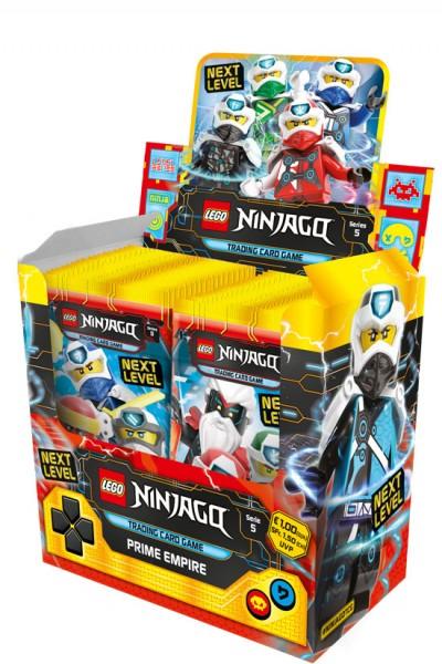 "Lego Ninjago Trading Cards - SERIE 5 ""Next Level"" (2020) - Display"