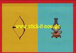 """Rapunzel - Die Serie """"Sticker"""" (2018) - Nr. 73"""