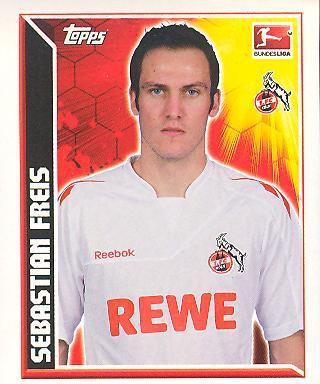 Topps Fußball Bundesliga 11/12 - Sticker - Nr. 228