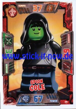 Lego Ninjago Trading Cards - SERIE 2 (2017) - Nr. 13