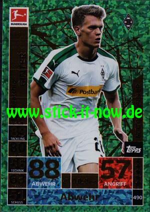 "Topps Match Attax Bundesliga 18/19 ""Action"" - Nr. 490 (Matchwinner)"