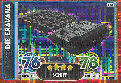 Force Attax Extra - Das Erwachen der Macht (2016) - Nr. 118