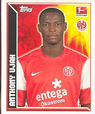 Topps Fußball Bundesliga 11/12 - Sticker - Nr. 272