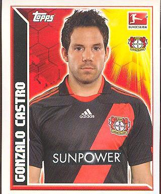 Topps Fußball Bundesliga 11/12 - Sticker - Nr. 242