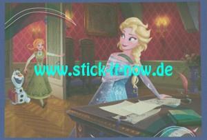 """Die Eiskönigin - """"Mein Stickertagebuch"""" (2018) - Nr. 62"""