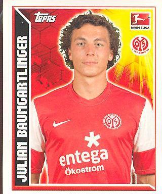 Topps Fußball Bundesliga 11/12 - Sticker - Nr. 268