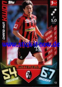 "Topps Match Attax Bundesliga 2019/20 ""Action"" - Nr. 438"