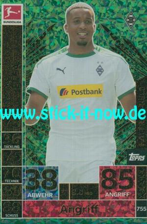 """Topps Match Attax Bundesliga 18/19 """"Extra"""" - Nr. 755 (Hattrick-Held)"""