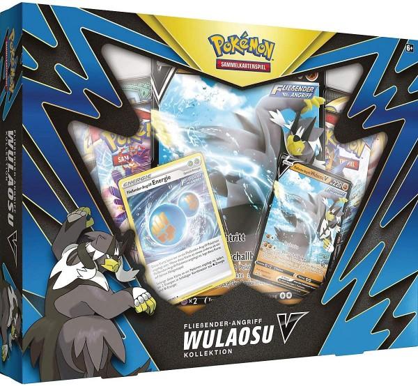 "Pokémon - Kampfstile Wulaosu V ""Fließender Angriff"" Kollektion"