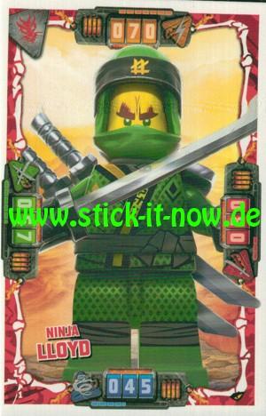 Lego Ninjago Trading Cards - SERIE 4 (2019) - Nr. 1