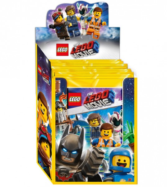 "The Lego Movie 2 ""Sticker"" (2019) - Display ( 36 Tüten )"