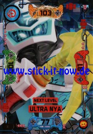 "Lego Ninjago Trading Cards - SERIE 5 ""Next Level"" (2020) - Nr. 16 (NEXT LEVEL ULTRA)"