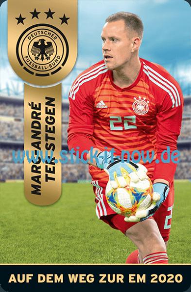 """Ferrero Team Sticker EM 2020 - """"Action"""" Nr. 2"""