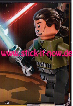 Lego Star Wars Trading Card Collection (2018) - Nr. 243