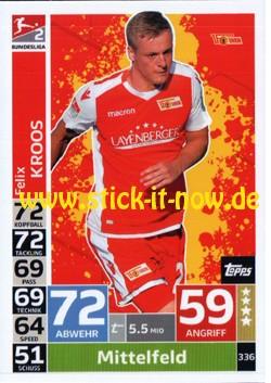 Topps Match Attax Bundesliga 18/19 - Nr. 336