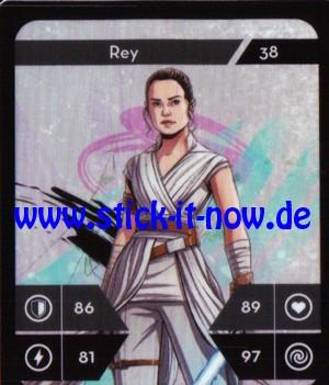 """Kaufland - Star Wars """"Der Aufstieg Skywalkers"""" (2019) - Nr. 38"""