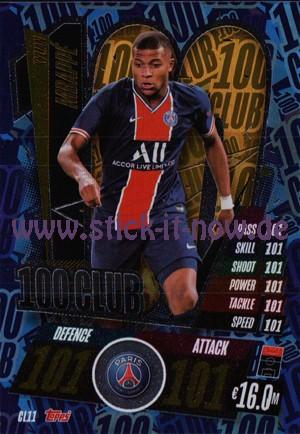 Match Attax Champions League 2020/21 - Nr. CL 11