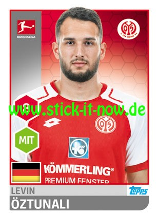"Topps Fußball Bundesliga 17/18 ""Sticker"" (2018) - Nr. 193"