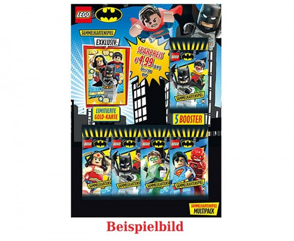 Lego Batman Trading Cards (2019) - Multipack 1 ( LE 7 )