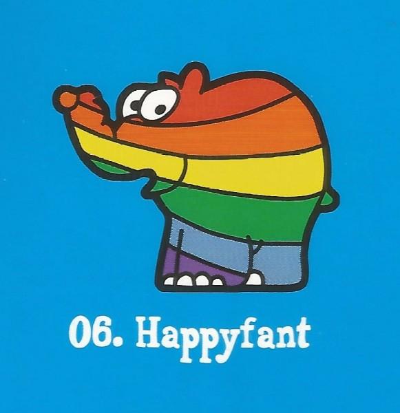 Edeka Ottifanten (2020) - Nr. 6 Happyfant