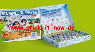 Real Murmelix Fieber - Sammelkoffer