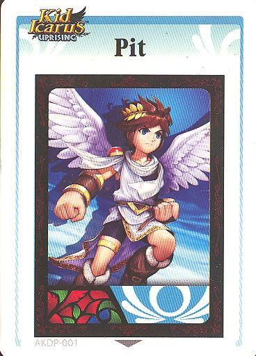 Kid Icarus Uprising - Nintendo 3DS - AKDP-001