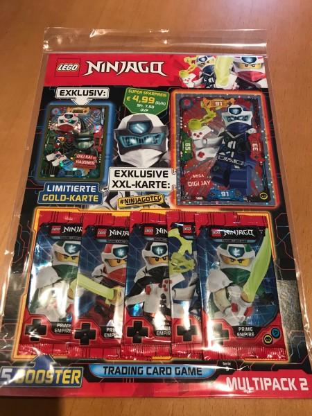 Lego Ninjago Trading Cards - SERIE 5 (2020) - Multipack 2b ( LE23 )