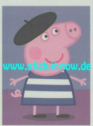 """Peppa Pig """"Auf Weltreise"""" (2019) - Nr. 153 ( Stoffsticker )"""