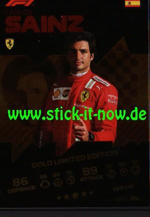"Turbo Attax ""Formel 1"" (2021) - Nr. LE5G (Limitierte Auflage)"