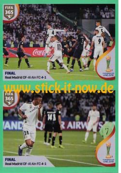 "Panini FIFA 365 Sticker ""The Golden World of Football"" (2020) - Nr. 448"