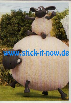 """Aldi Nord - Shaun das Schaf """"Sticker"""" - Nr. 77"""